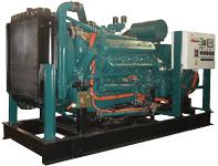 Дизель-электрическая установка 160 КВт - ДЭУ-160,1