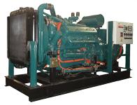 Дизель-электрическая установка 200 КВт - ДЭУ-200,1