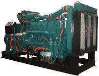 Дизель-электрическая установка 200 КВт - ДЭУ-200,2