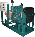 Дизель-электрическая установка 30 КВт - ДЭУ-30,1