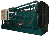 Дизель-электрическая установка 315 КВт - ДЭУ-315,1