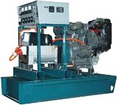 Дизель-электрическая установка 8 КВт - ДЭУ-8,1