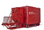 Котлы стальные водогрейные с механической топкой серии КВм от 1,16 до 2,5 МВт