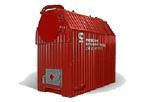- Котлы стальные водогрейные водотрубно-дымогарные  серии КВр от 0,6 до 0,8 МВт