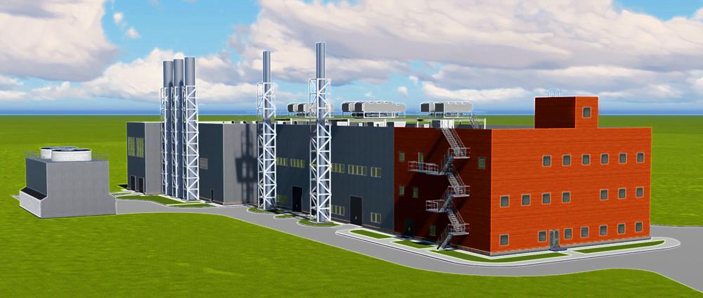 Строительство мини-ТЭЦ под ключ